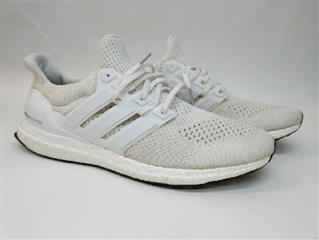 7a5985571 Adidas Ultra Boost 1.0 Triple White Size 12 S77416 Shoes (HE1010903 ...